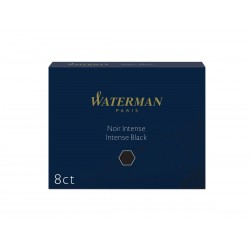 Tintenpatronen Waterman Standard schwarz