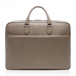 Aktentasche Valextra Accademia Classic Oyster_1036