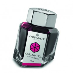Tintenglas Caran d'Ache Divine Pink_1199