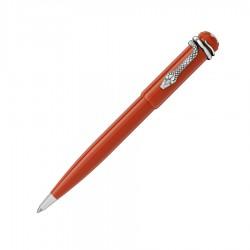 Kugelschreiber Montblanc Heritage Rouge & Noir Coral_1789