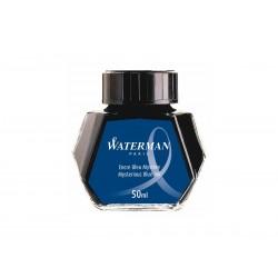 Tintenglas Waterman Blau-Schwarz_2646