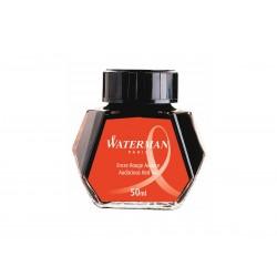 Tintenglas Waterman Rot_2650