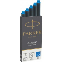 Tintenpatronen Parker Blau_2698