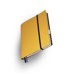 Notizbuch  Whitebook  Large Slim Gelb_2774