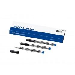 Tintenrollerpatronen Montblanc Mozart blau M_2959