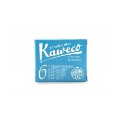 Tintenpatronen Kaweco Paradisblau_2990