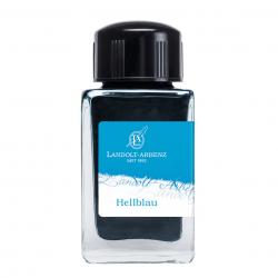 Tintenglas  Landolt-Arbenz Hell-Blau (Beau blue)_3225