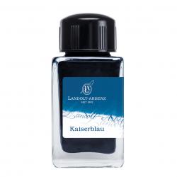 Tintenglas  Landolt-Arbenz Kaiser-Blau (Majestic Blue)_3227
