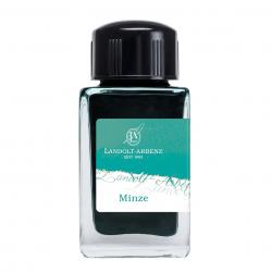 Tintenglas  Landolt-Arbenz Minze (Soft Mint)_3232