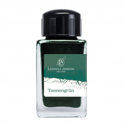 Tintenglas  Landolt-Arbenz Tannengrün (Sherwood green)_3240