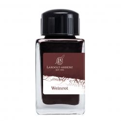 Tintenglas  Landolt-Arbenz Weinrot (Oxblood)_3244