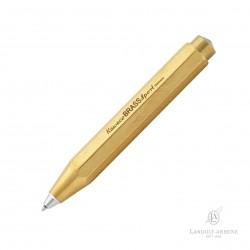 Kugelschreiber  Kaweco Brass Sport messing_4097