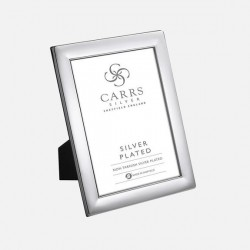 Fotorahmen Carrs Silber glatt 6x9 cm_4163