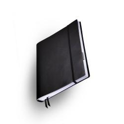Notizbuch  Whitebook  Large Schwarz_5185