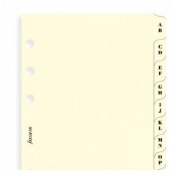 Register A-Z Filofax A5_5913
