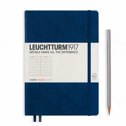 Notizbuch A5 Leuchtturm  Marin liniert_6063