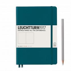 Notizbuch A5 Leuchtturm  Pacific Green blanko_6067