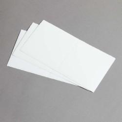 Doppelkarte  Mayspies  Echt Bütten Quadratisch klein_7221