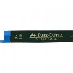 Bleistiftminen 0,7 Faber-Castell Super-Polymer-Feinminen HB_7294