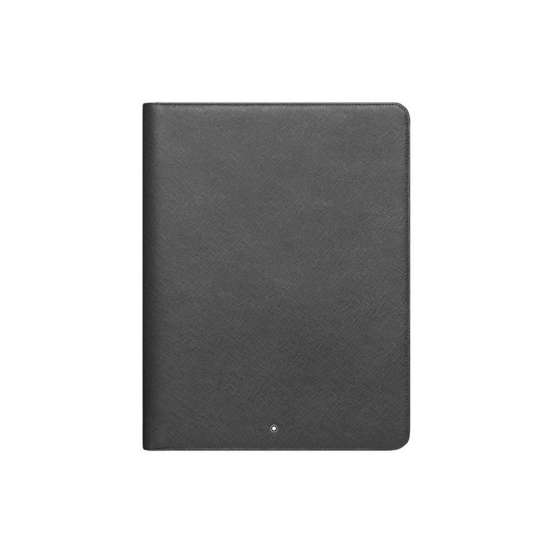 Schreibmappe Montblanc  Sartorial A4 grau_7428
