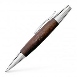 Kugelschreiber Faber-Castell E-Motion Birnbaum dunkelbraun