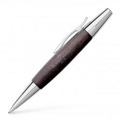 Kugelschreiber Faber-Castell E-Motion Birnbaum schwarz_7602