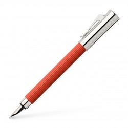 Füllfederhalter Graf von Faber-Castell Tamitio India Red_8333