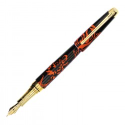 Füllfederhalter Carna d'Ache Limited Edition Rooster_8347