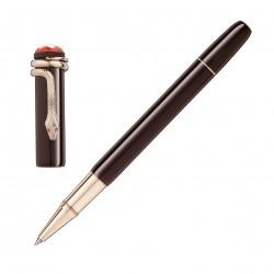 Tintenroller Montblanc Heritage Rouge & Noir Tropic Brown_8801