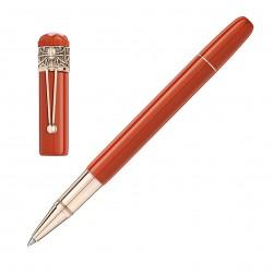 Tintenroller Montblanc Heritage Rouge & Noir Spider Coral_8825