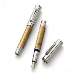 Füllfederhalter Grav von Faber-Castell Pen of the Year 2008 Satinholz