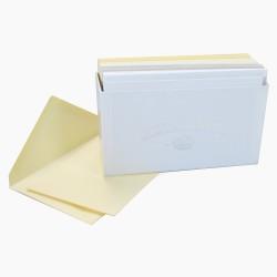 Kartenbox Original Crown Mill 4 Farben sortiert