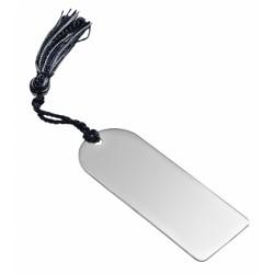 Buchzeichen Carrs Silber mit Quaste